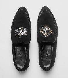 AllSaints Keiko Camille Loafer | Womens Shoes