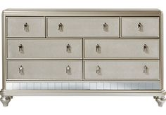 Sofia Vergara Paris Dresser. $599.99. 68Wx 19D x 38H. Find affordable Dressers for your home that will complement the rest of your furniture.