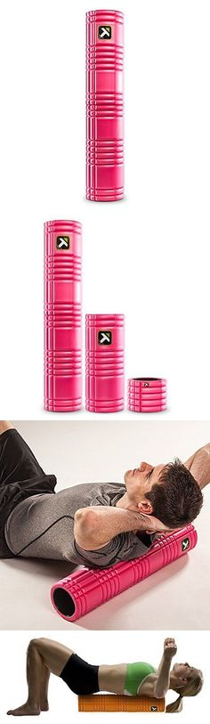 Foam Rollers 179800: Triggerpoint Grid Foam Roller With Free Online Instructional Videos, 2.0 (...New BUY IT NOW ONLY: $64.36