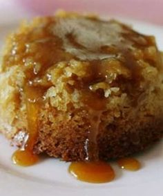 golden syrup pud