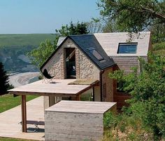 Micro house in Normandy