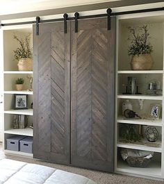Barn door perfection#regram @shanty2chic #farmhousestyle #homedecor