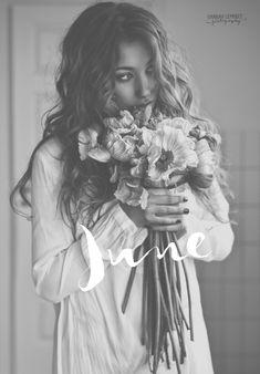 JUNE / MEMORIES OF AN OLD FRIEND | for original & details ➸♡➸ honeypieLIVINGetc | © hannah lemholt photography