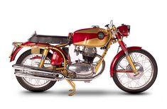 'Art of The Italian Two Wheel' – Stuart Parr     Pipeburn.com