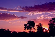 {Sunsets} Sunset 32 1st February 2014 © Violet Ashes 2014 #CanonEOS450D #sunset #sky #VioletAshes #Adelaide #SouthAustralia #Australia