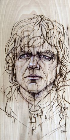 Tyrion Lannister de Juego de Tronos. Game of Thrones