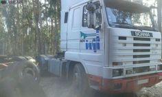 Scania 113H 360 Scania 113H 360 com retarder, triplane. Bom estado. Ano 1995.