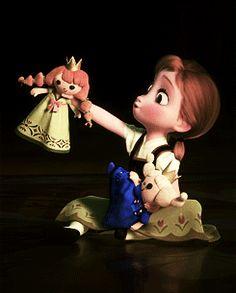 Playing Anna :)