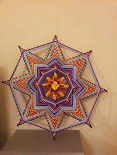 Gods Eye, Facebook, Stars, Eyes, Mandalas, Star