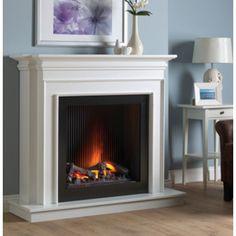 Dimplex Genoa Optimyst Electric Fireplace Suite