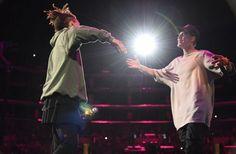 Justin Bieber quiere ser tan cool como Jaden Smith