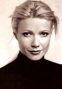 Gweneth Paltrow- Always thought we could be best friends.  She sings, she acts and she's into healthy lifestyle.  She could give us some tips on how to stay thin and beautiful.