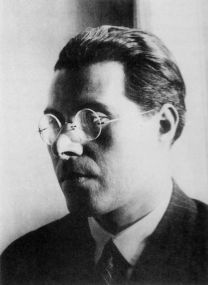 Lucia Moholy -  Portrait of László Moholy-Nagy, 1926 Bauhaus-Archiv Berlin
