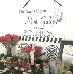 Kentucky Derby Inspired Party styled and designed by BellaGrey Designs