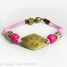 Fabulous and Pink by Vee Okodaso on Etsy