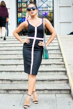 O estilo da Anitta!   Fashion by a little fish