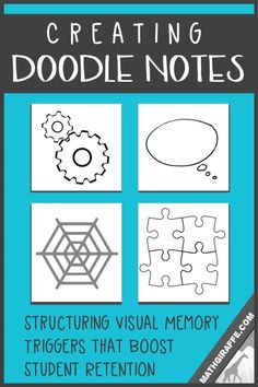 "Visual Note Taking: How to Structure ""Doodle Notes"" for Student Retention"