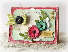 Joyful Mother's Day Wishes by PickleTree - Cards and Paper Crafts at Splitcoaststampers