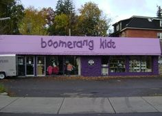 Shop Local - Boomerang Kids - high quality kids clothing and toys (consignment)