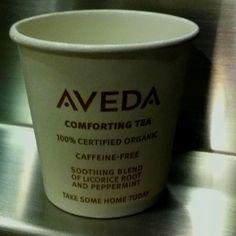 Love Aveda Tea!!!