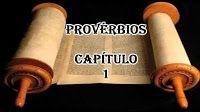ORAÇÕES SALMOS E PROVERBIOS: Provérbios 1 - Cid Moreira - (Bíblia em Áudio)