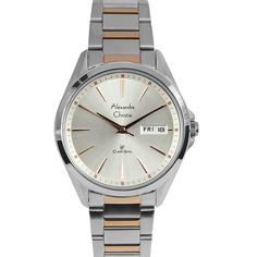 Two Tones, Young Fashion, Stainless Steel Case, Michael Kors Watch, Chronograph, Omega Watch, Rolex Watches, Quartz, Band