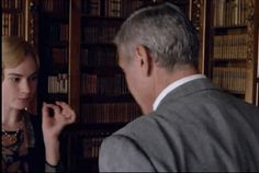 First look at George Clooney on Downton Abbey!