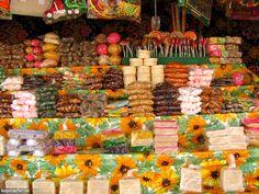 Dulces Tipicos !!- de Guatemala