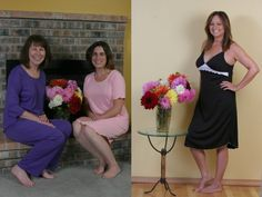 These Wicking pajamas are perfect sleep wear for menopausal women.