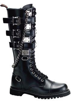 Demonia Boots <3
