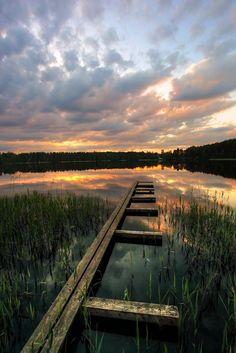 Nature photo. ....Beautiful sunset