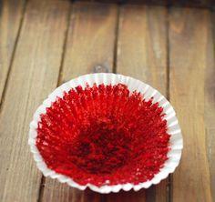 Hummingbird Bakery Red Velvet cupcakes
