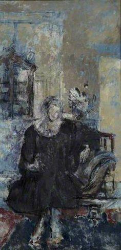 Walter Richard Sickert, Mrs Anna Knight