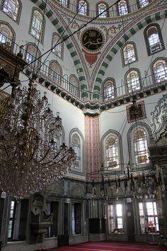 Üsküdar, Istanbul: Ayazma Mosque