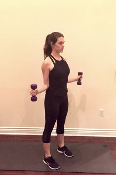7 moves for sexy sculpted arms & shoulders