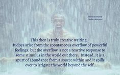 WritingRedux #Christmas #quotes - #poet #SeamusHeaney on the #creativeprocess in #writing, tho' I believe it applies to other #creative acts. #quote #quotation #creativity #abundance Seamus Heaney, Christmas Quotes, Creative Writing, Poet, Abundance, Quotations, No Response, Acting, Believe