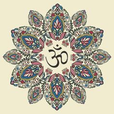 "Om is a mantra and mystical Sanskrit sound of Hindu origin. Before creation began it was ""Shunyākāsha"", the emptiness or the void. Shunyākāsha, meaning literally ""no sky"", is more than nothingness, because everything then existed in a latent state of potentiality. The vibration of ""OM"" symbolises the manifestation of God in form (""sāguna brahman""). OM is the reflection of the absolute reality, it is said to be ""Adi Anadi"", without beginning or the end and embracing all that exists."