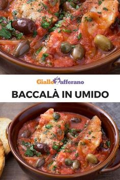 This cheesy, baked parmesan tomatoes recipe is great for fresh tomatoes. Famous Italian Food, Shellfish Recipes, Seafood Recipes, Baked Parmesan Tomatoes, Spagetti Recipe, Fresh Tomato Recipes, How To Make Tomato Sauce, Healthy Side Dishes, Gastronomia