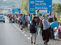 Ein Teil der Flüchtlinge gibt nur vor, aus Syrien zu stammen und geflohen zu sein.