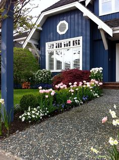 Terrific Navy Blue Home Exterior Paint Color. The post Navy Blue Home Exterior Paint Color.