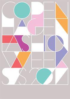 Posters Spring/Summer 2011 Copenhagen Fashion Week - homework