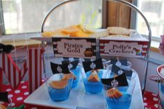 Pirates Birthday Party Ideas | Photo 1 of 61 | Catch My Party