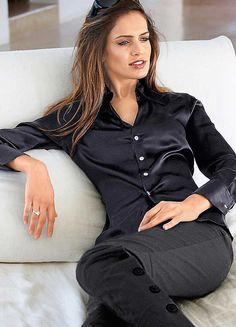 satin cougar women Shop from the world's largest selection and best deals for full slips for women shop with confidence on ebay.