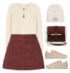 """FL 2 (9/3/2015)"" by aneetaalex ❤ liked on Polyvore featuring Chloé, Isa Arfen, Vans and adidas"