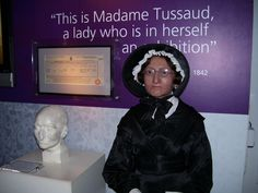 Madame Tussaud London Anna Maria Tussaud (née Grosholtz; 1 December 1761 – 16 April 1850) was an artist known for her wax sculptures and Madame Tussaud's, the wax museum she founded in London.