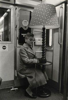 Parigi 1977 - Dans le Métro (G. Rigoulet).