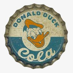 Donald Duck Cola by Neato Coolville, via Flickr