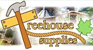 TreeHouse Supplies | Plans, Bolts, Kits, Zip-lines & Accessories for Tree House Construction