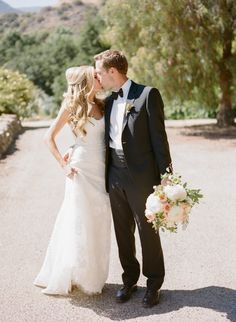 Pastel Garden Ranch Wedding by Erin Hearts Court 11 - Elizabeth Anne Designs: The Wedding Blog