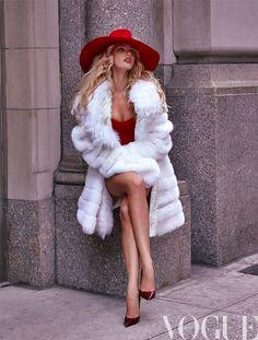 Candice Swanepoel for Vogue México September 2013 by Mariano Vivanco